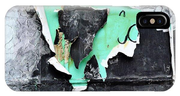 Memphis Found Art Green Good On Ya IPhone Case