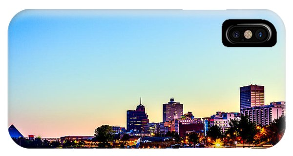 Memphis Morning - Bluff City - Tennessee IPhone Case