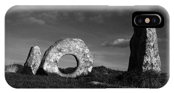 Men An Tol Ancient Monument IPhone Case