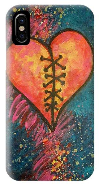 Mended Broken Heart IPhone Case