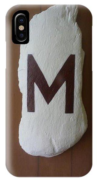 Menominee Maroons IPhone Case