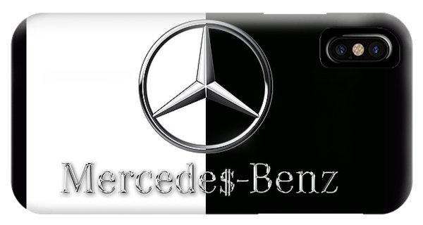 Mercedes-benz Logo IPhone Case