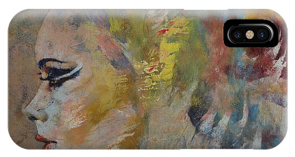 Mermaid iPhone Case - Mermaid by Michael Creese