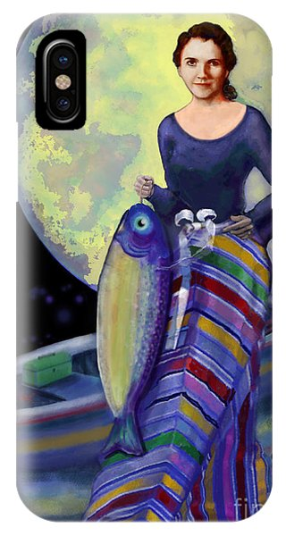 Mermaid Mother IPhone Case