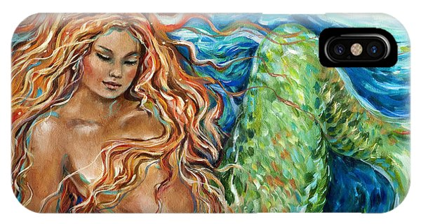 Mermaid Sleep New IPhone Case