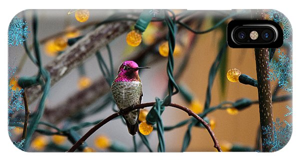 Merry Christmas Hummer IPhone Case