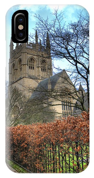Merton College Chapel IPhone Case