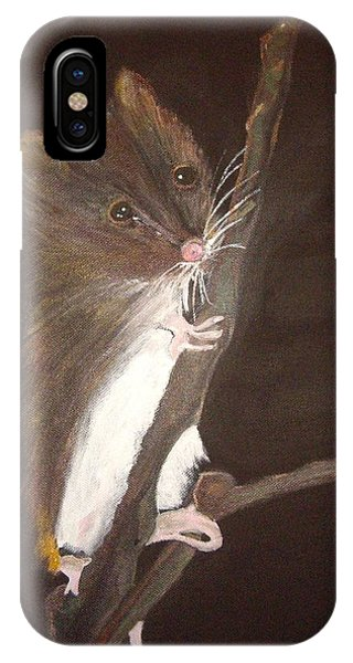 Mervyn Mouse IPhone Case