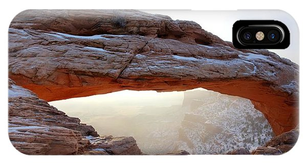 Mesa Arch Looking North IPhone Case