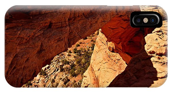 Mesa Arch West IPhone Case