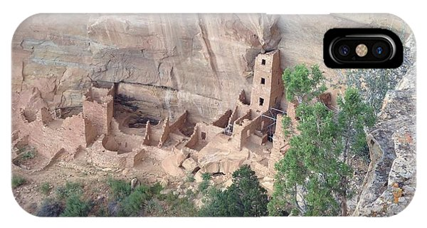 Mesa Verde Colorado Cliff Dwellings 1 IPhone Case