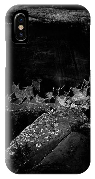 Mesa Verde Edged Into The Light IPhone Case
