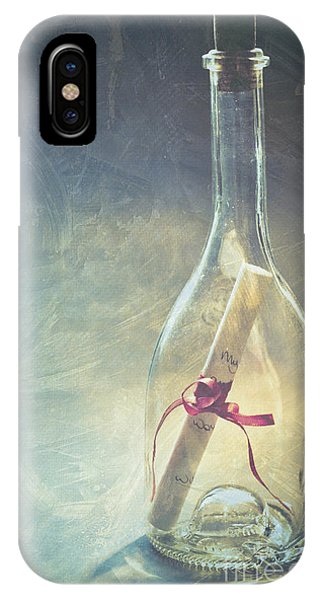 Message In A Bottle IPhone Case