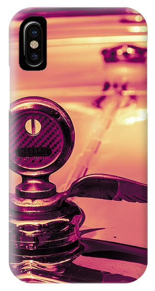 Messko Thermometer IPhone Case