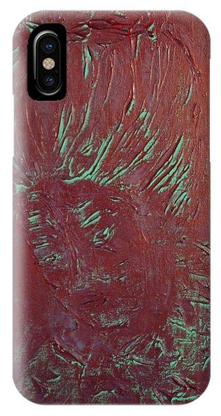 Metallic Geisha  IPhone Case