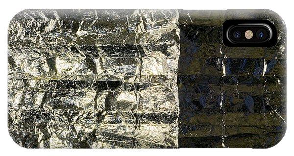 Metallic Reflection IPhone Case