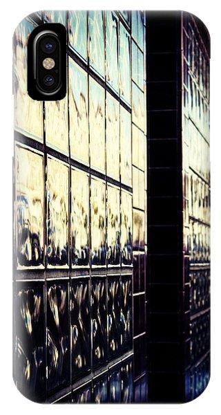 Metallic Reflections IPhone Case