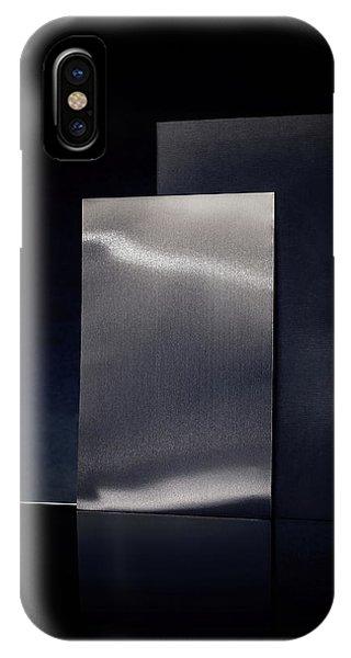 Iron iPhone Case - Metallon by Burghard Nitzschmann