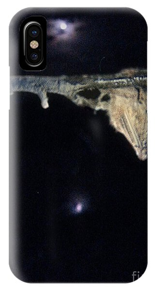 Lake Juliette iPhone Case - Meteorite by Donna Brown