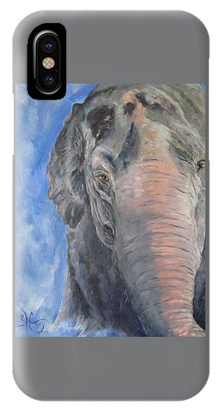 The Elder, Methai An Elephant IPhone Case