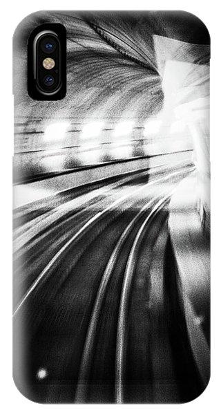 Metro Lights Phone Case by Mauro Bricchetti