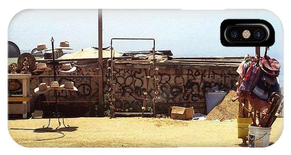 Mexican Graffiti IPhone Case