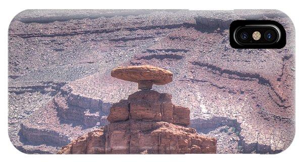Mexican Hat Rock Phone Case by Sanda Kateley