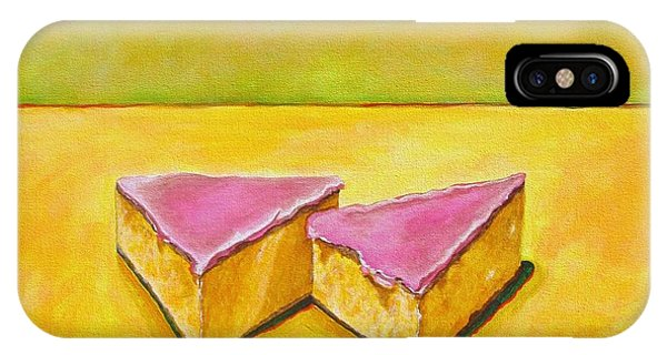 Mexican Pink Cake IPhone Case