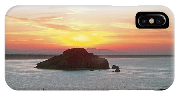 Mexican Riviera Sunset IPhone Case