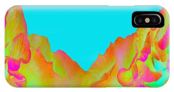 Mexico Hibiscus Series 8 IPhone Case