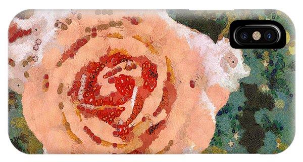 Alameda Meyers House Garden Klimt Rose IPhone Case