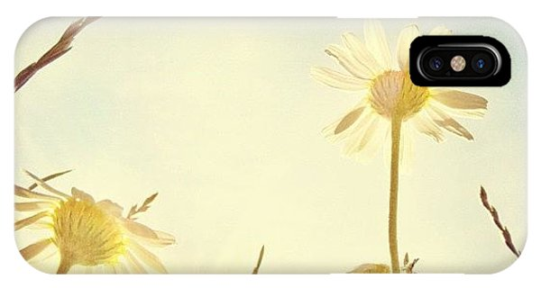 Sky iPhone Case - #mgmarts #daisy #all_shots #dreamy by Marianna Mills