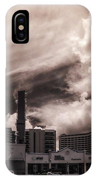 Miami Beach Sky IPhone Case