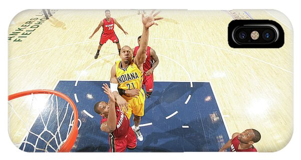 Miami Heat V Indiana Pacers - Eastern IPhone Case