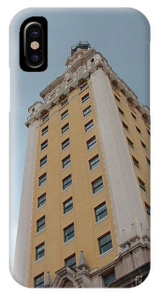 Miami Tall IPhone Case