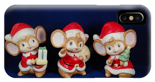 Mice Holiday IPhone Case