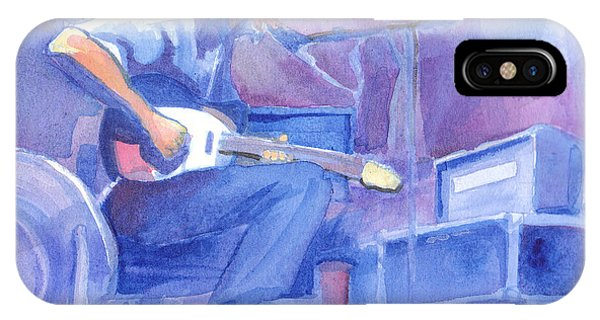 Michael Houser From Widespread Panic IPhone Case