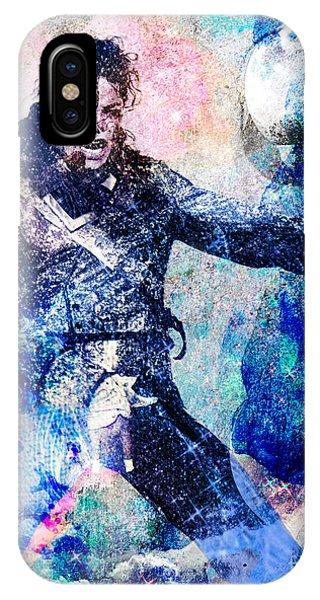 Michael Jackson Original Painting  IPhone Case