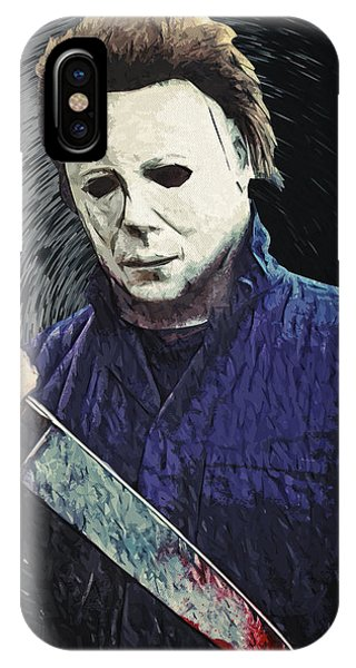 Style iPhone Case - Michael Myers  by Zapista
