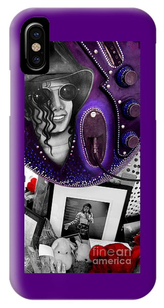 Michael's Memorial IPhone Case