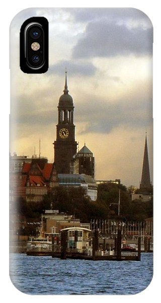 iPhone Case - Michel by Peter Norden