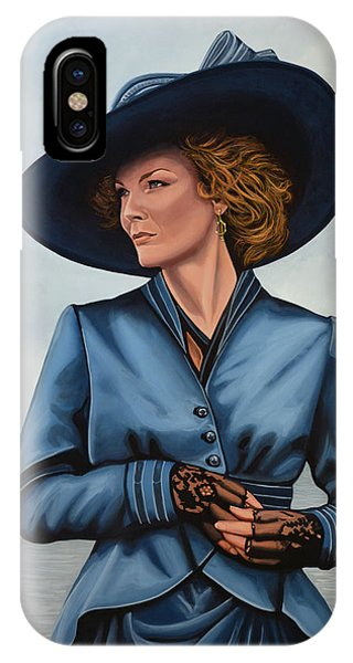 Michelle Pfeiffer IPhone Case