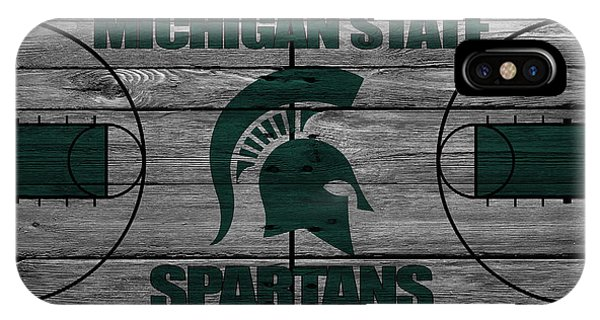 Michigan State Spartans IPhone Case