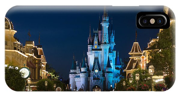 Mickets Castle IPhone Case