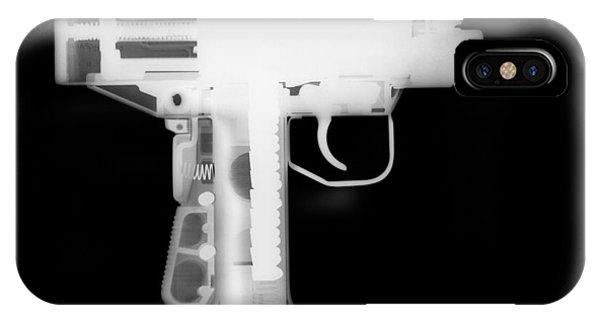 Calico M100 iPhone Case - Micro Uzi Reverse by Ray Gunz
