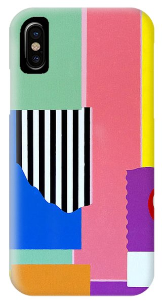 Mid Century Compromise IPhone Case