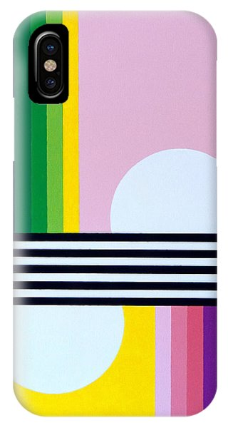 Mid Century Resolution IPhone Case