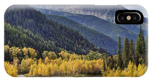 Middle Fork Brillance  IPhone Case