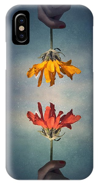 Floral iPhone Case - Middle Ground by Tara Turner