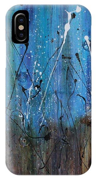 Starry Nights Phone Case by Lauren Petit